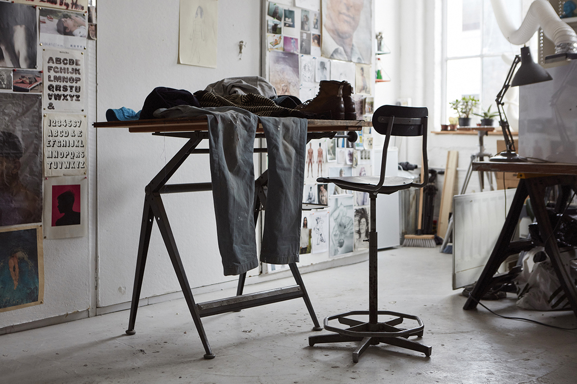 wilfrid wood studio