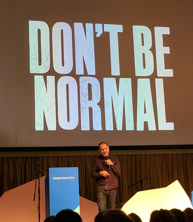 Lovely to hear @anthonyburrill talk - a constant inspiration since college days